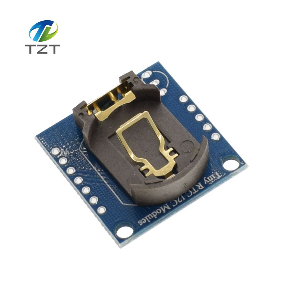 1pcs New I2c Rtc Ds1307 At24c32 Real Time Clock Module For Avr Arm Looking A Red Laser Diode Circuit Controlablelm317components01 Pic Wholesale In Integrated Circuits From Electronic Components Supplies On