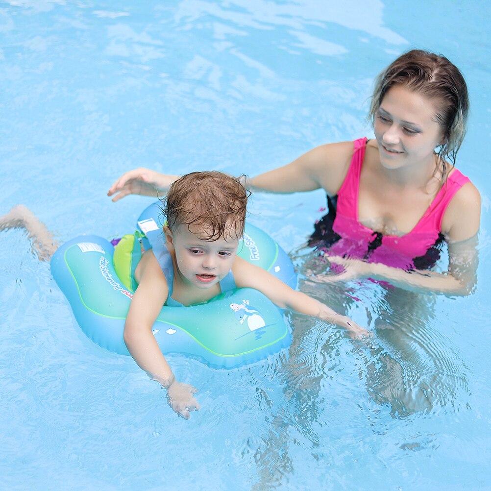 Freies Schwimmen Ring Aufblasbare Infant Schwimm Kinder Schwimmen Schwimmen Pool Baby Zubehör Kreis Bad Aufblasbare Ring Spielzeug Für Dropship