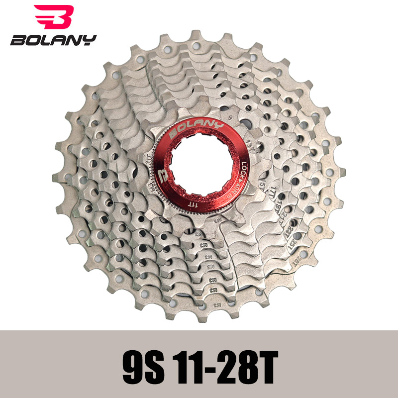 11-32 SHIMANO HG400 Cassette 9-speed 11-28 11-34 Successor to the HG61