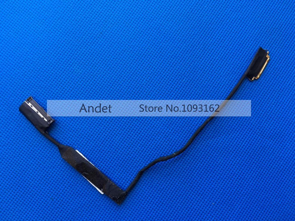 New Original for Lenovo ThinkPad T440P EDP LCD LVDS Cable Screen Video Cable Line 04X5435 04X5436 04X5437 SC10A23357 for thinkpad x1 carbon led lcd laptop screen b140xtn02 5 1366x768 lvds 40pin original new