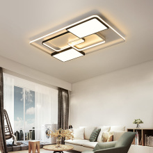 New creative square modern LED ceiling lights living room bedroom restaurant home indoor aluminum LED ceiling lamp AC90V-260V veihao new modern led ceiling lamp for living room bedroom study indoor acrylic square round art ceiling lamp lighting ac85 260v