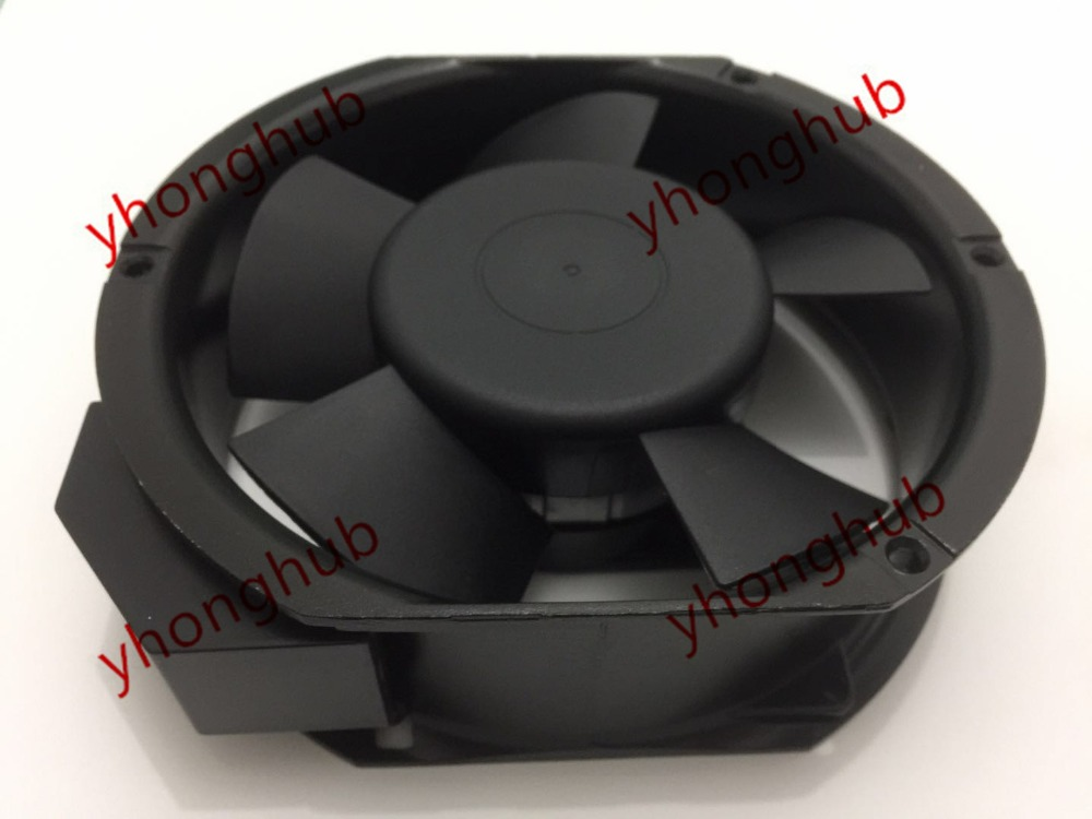 Emacro UF-15PC23 BTH AC 230V 29W 172x150x51 Server Round fan ebmpapst a6e450 ap02 01 ac 230v 0 79a 0 96a 160w 220w 450x450mm server round fan outer rotor fan