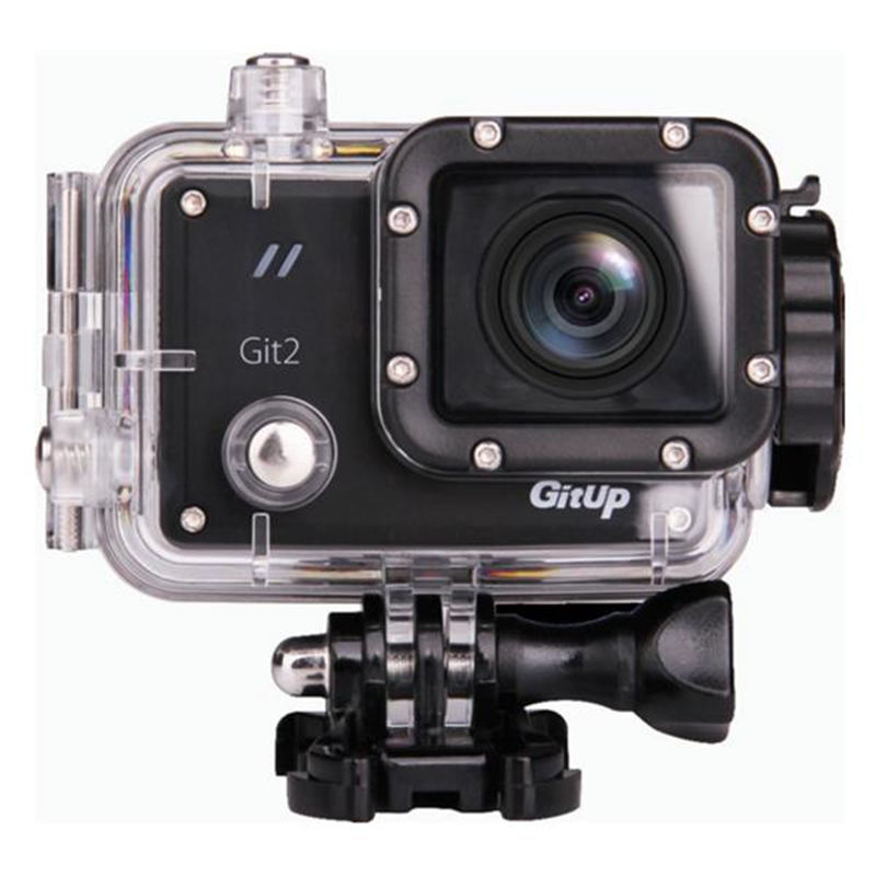 GitUp Git 2 Pro 2K WiFi Action Camera 1440P 1 5 inch LCD IMX206 16 0MP