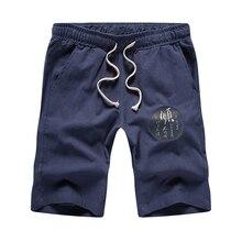 цены Men Board Shorts Casual Beach Shorts Homme Men Joggers Bottoms Elastic Waist Short Pants Sportswear Bermuda Masculina Boardshort