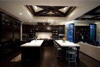2017 традиционные твердой древесины кухонный шкаф Новый дизайн белый armadio да cucina mutfak деревянная мебель кухни s1606033