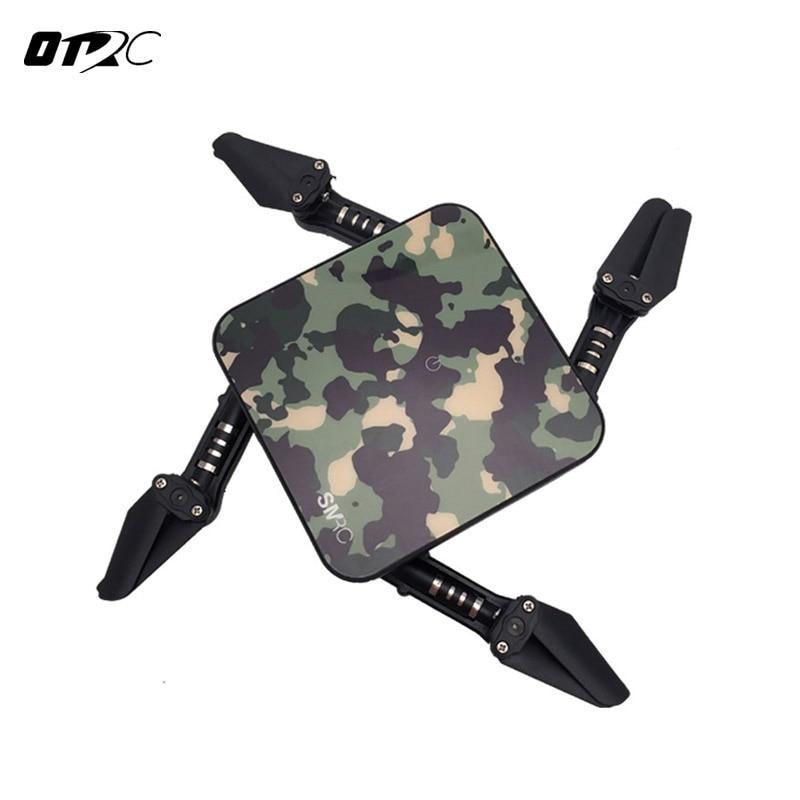 OTRC S1 Altitude Hold RC Dron Mini Pocket WIFI FPV Quadcopter Foldable Drone Camera 2.0MP HD Remote Control Aeromodelo Avion