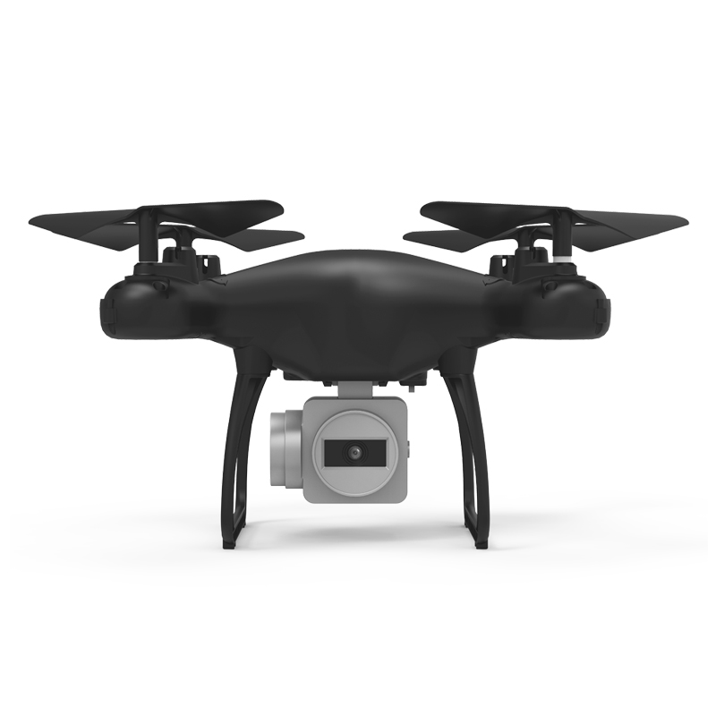 GH HR SH4 RC <font><b>Mini</b></font> <font><b>Drone</b></font> <font><b>FPV</b></font> Airplanes RTF Quadcopter Selfie without / with 720P / 1080P WIFI Camera image