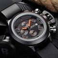 Relojes deportivos JEDIR hombres Moda Casual Correa de Silicona reloj de Cuarzo Multifunción Ejército Militar Hombres MEGIR Montre Homme Hodinky