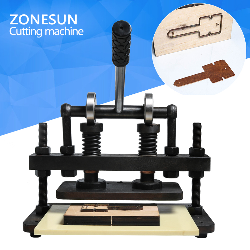 26x12cm Double Wheel Hand leather cutting machine,photo paper,PVC/EVA sheet mold cutter,leather Die cutting machine 8360 hand pressure sampling machine laser knife mold leather stamping machine manual leather mold die cutting machine