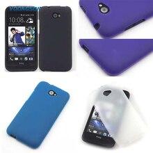 Voongson матовая ТПУ Силиконовый гель чехол для HTC Desire 601 Зара Dual SIM 6160 Skidproof сотового телефона защитная крышка сумки