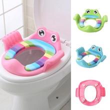 3 цвета, Детский горшок для унитаза, тренерское сиденье, ступенька, стул, лестница, регулируемый стул для обучения, детский туалет