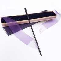 Neue Kommen Metall Eisen Core Severus Snape Zauberstab HP Magie Magische Stab Elegante Band Geschenk Box Verpackung