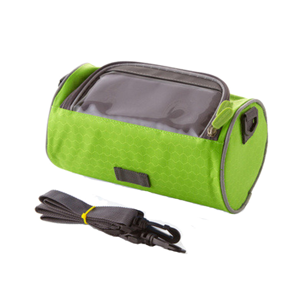 Durable Bicycle Front Tube Bag MTB Bike Cycling Top Tube Bag Pouch Pannier 1L