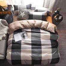Bedding Set luxury Flamingo red 3/4pcs Family Set Sheet Duvet Cover Pillowcase Boy Room flat sheet, bed set pineapple