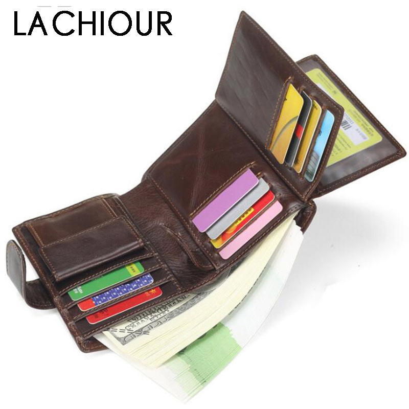 Genuine Leather Wallet Men Short Trifold Leather Coin Purse Handy Clutch Male Bag Purse Young Boy Card Holder Wallet high quality 100% genuine leather women wallet ladies short wallets leather small wallet coin purse girl card holder clutch bag
