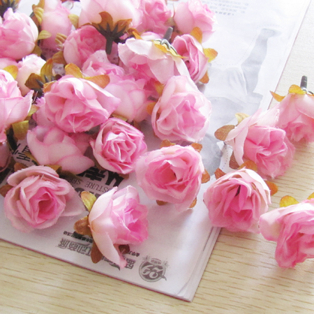 100pcs multi color small tea rose diy rose flower silk flowers 100pcs multi color small tea rose diy rose flower silk flowers artificial flowers heads for home wedding decoration flower head in artificial dried mightylinksfo
