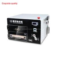 550W Vacuum Laminator With Built in Air Compressor & Vacuum Pump & Debubbler TBK 7''LCD Screen OCA Laminating Machine|Tool Parts|   -