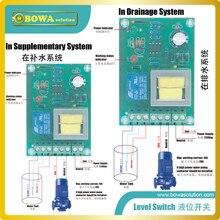 Универсальные и общие регулятор уровня воды/Переключатели-прекрасный выбор для тепловых насосов водонагревателей, охладителей и охладителей воды