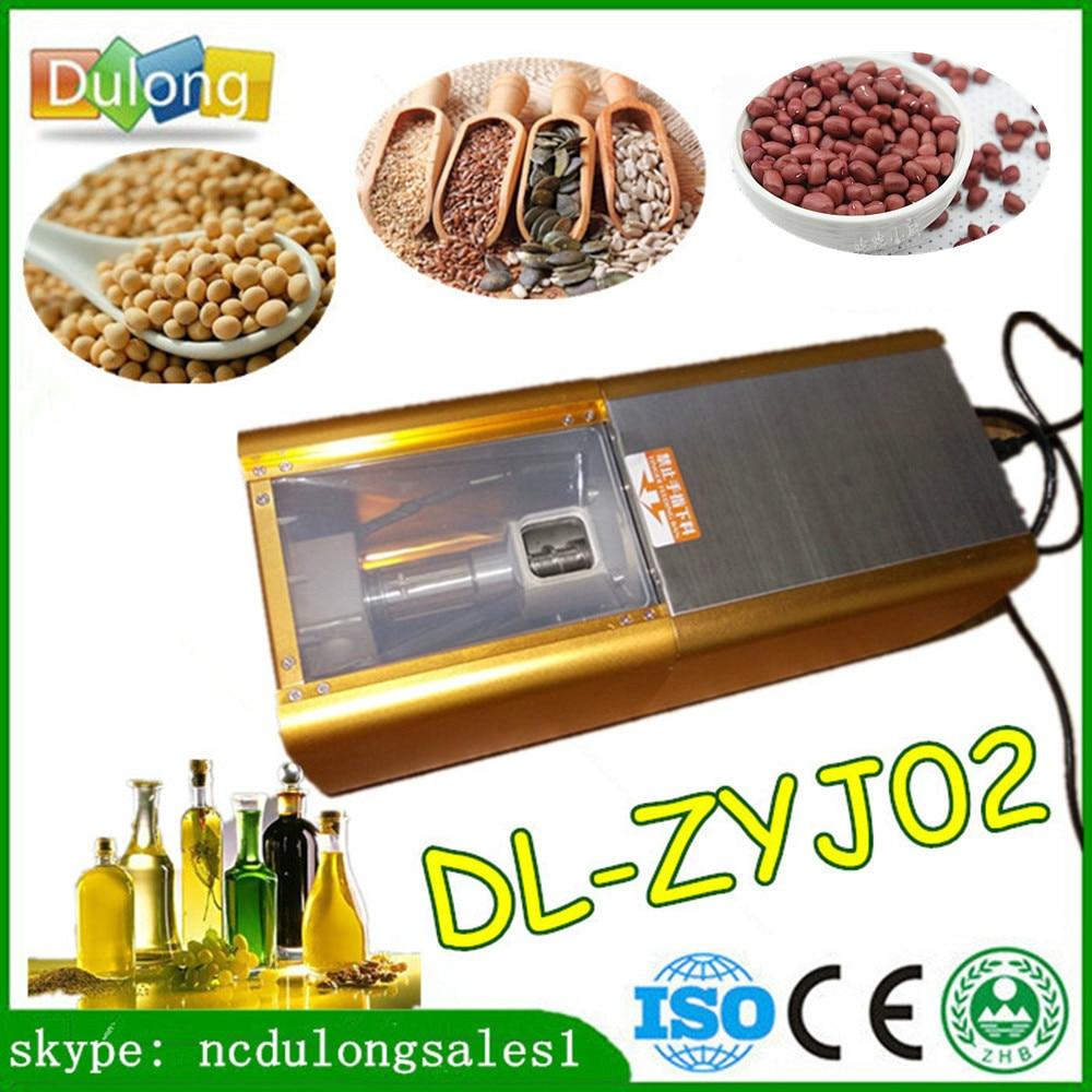 New sesame oil pressed peanut oil maker rapeseed Pistachio pecan small almond oil press machine