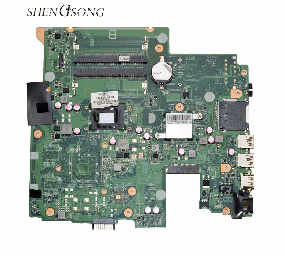 Free Shipping FOR HP for TouchSmart 14-B109WM Laptop motherboard 744421-501 744421-001 DA0U33MB6E1 motherbaord 100% Fully Tested free shipping 613295 001 for hp probook 6450b 6550b series laptop motherboard all functions 100% fully tested