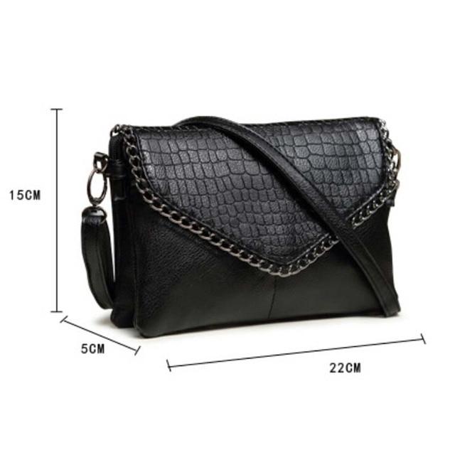 vintage casual small alligator chains hotsale ladies party purse women clutch famous designer shoulder messenger crossbody bags