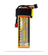 You&me Grade A cell 11.1V 1800mah 25C max 50C Li-po battery For Helicopters RC Models RC helicopter RC car