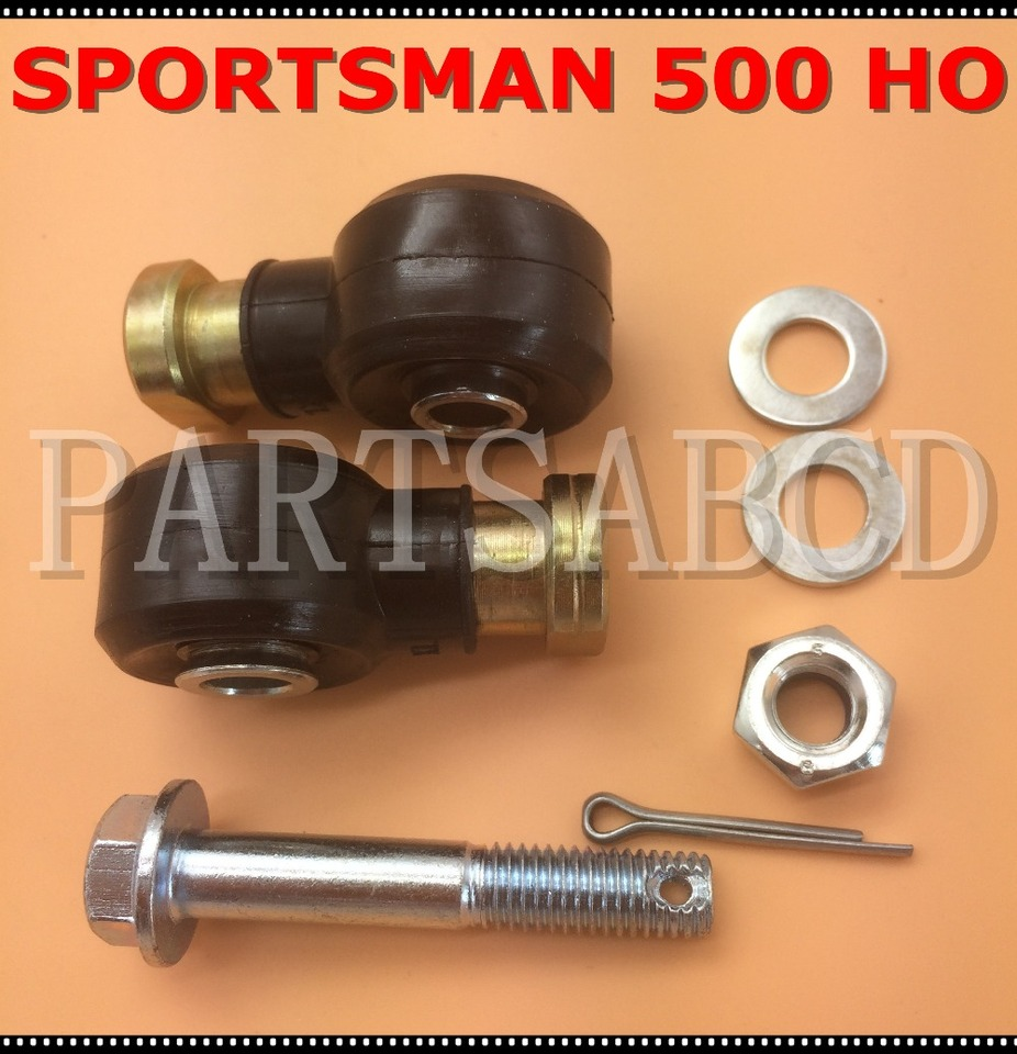 Tie Rod End Kit for Polaris//Sportsman 500 4x4 6x6 EFI HO X2 1998-2012,Replace 7061139 7061138
