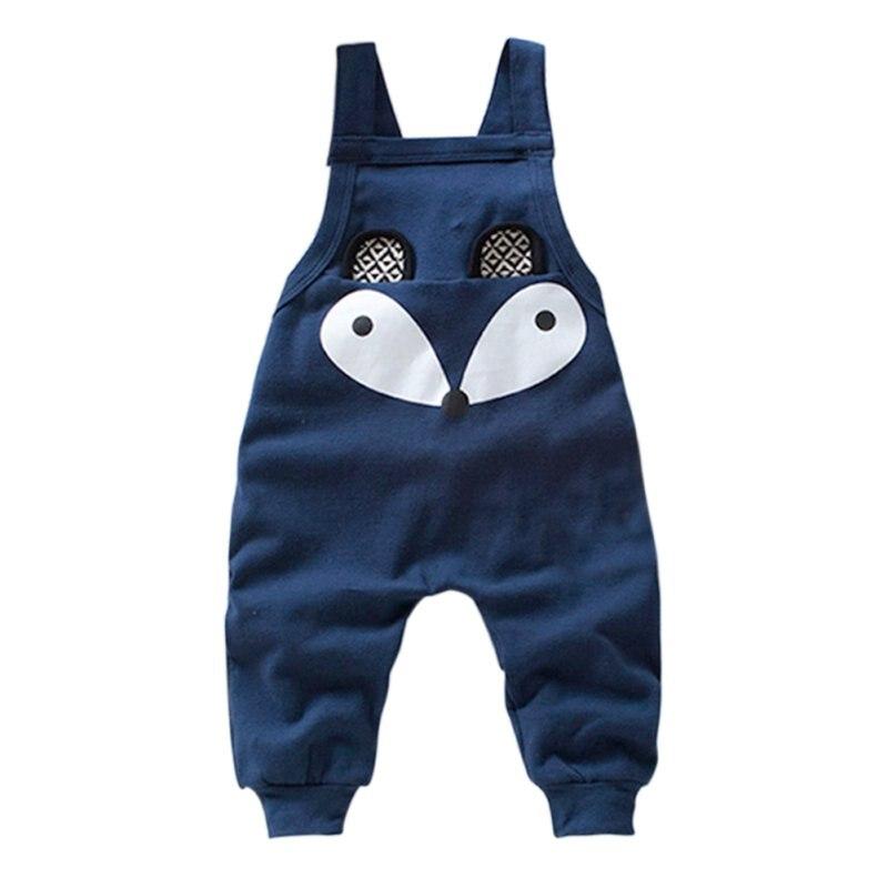 Kids Clothing Toddler Kind Girl Boy Overalls Baggy Harem Pants One Piece Romper Jumpsuit
