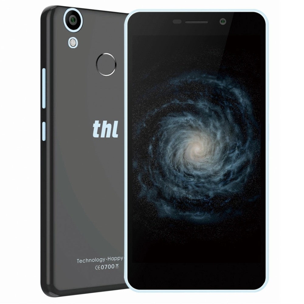 bilder für THL T9 Pro Smartphone 5,5 ''Hd-bildschirm Android 6.0 MTK6737 Quad Core 1,3 GHz Handy 2 GB RAM 16 GB ROM 3000 mAh 4G Handy 8.0MP FM