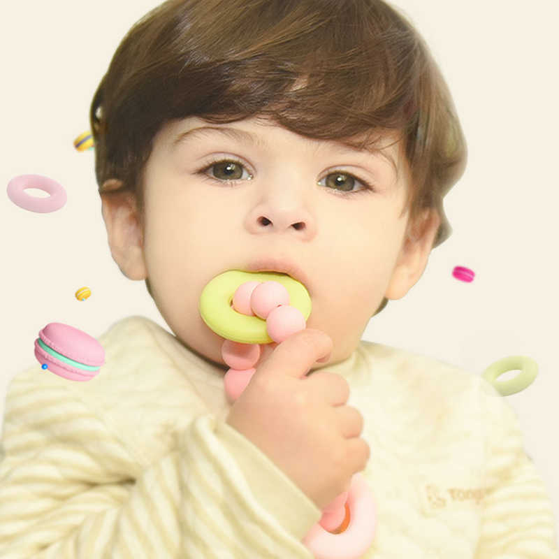 Baby Moxiella Stick Gum Silicone Toy Baby Molars Baby toy