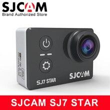 """Оригинал SJCAM SJ7 Звезда Спорт экшн камера 4 К DV Ultra HD 2.0 """"сенсорный Экран Водонепроницаемый Пульт Дистанционного Ambarella A12S75 SJ Cam Действий Камеры"""