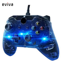 Wired Gamepad For XBOX ONE Slim Console Controller Joystick for Xbox One Joypad For Windows PC(China)