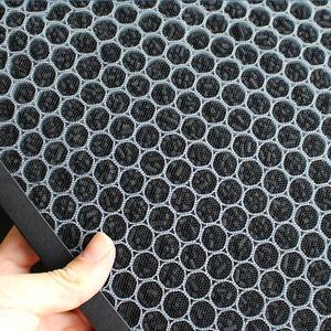 Image 5 - Dành Cho Máy Lọc Không Khí KC D50 KC E50 KC F50 KC D40E Bộ Lọc HEPA Actived Carbon Lọc 40*22*2.8 + 40*22*1 Cm