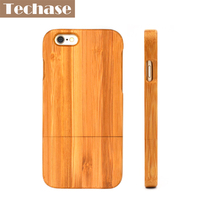 Techase Full Bamboo Design Phone Case For IPhone 4 4s Se 5 5s 6 6plus 6s