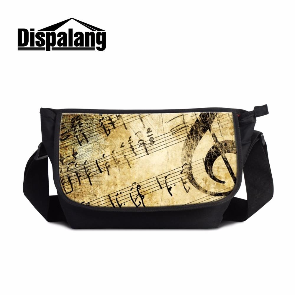 Luggage & Bags Dispalang Novelty Satchel Messenger Bag Women Mini Crossbody Bags Love Prints Travel Shoulder Bag Kids Schoolbag Leisure Bags
