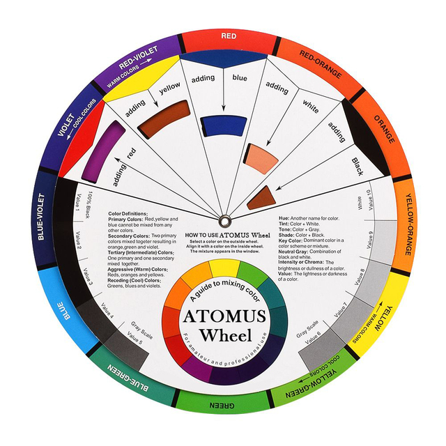 Large Color Wheel 5