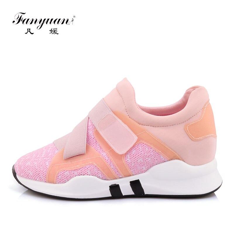 Fanyuan femmes appartements décontracté plate-forme chaussures dames confortables Creepers printemps mocassins femmes chaussures de conduite femme noir blanc