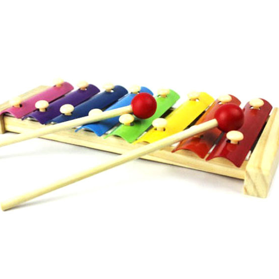 Kid font b Musical b font Toys Xylophone Development Wisdom Wooden font b Instruments b font