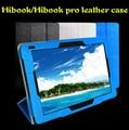 Las más! original chuwi hibook/hibook pro/hi10 pro case case cubierta de cuero original para chuwi hibook pro 10.1 pulgadas tablet pc