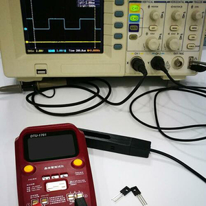 Image 5 - 2019 nowy cyfrowy tester próbnik elektroniczny komponenty smd dioda trioda rezystor kondensator induktor miernik parametru esr multimetr