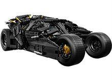 купить Super Heroes Movie Series The Batman Armored Chariot Sets 07060 Model Building Blocks Bricks Compatible with legoing 76023 Kids по цене 4207.38 рублей