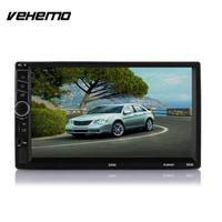 Vehemo Quad Core 2 Din Touch Screen Car MP5 MP5 Player Bluetooth GPS Navigation Smart
