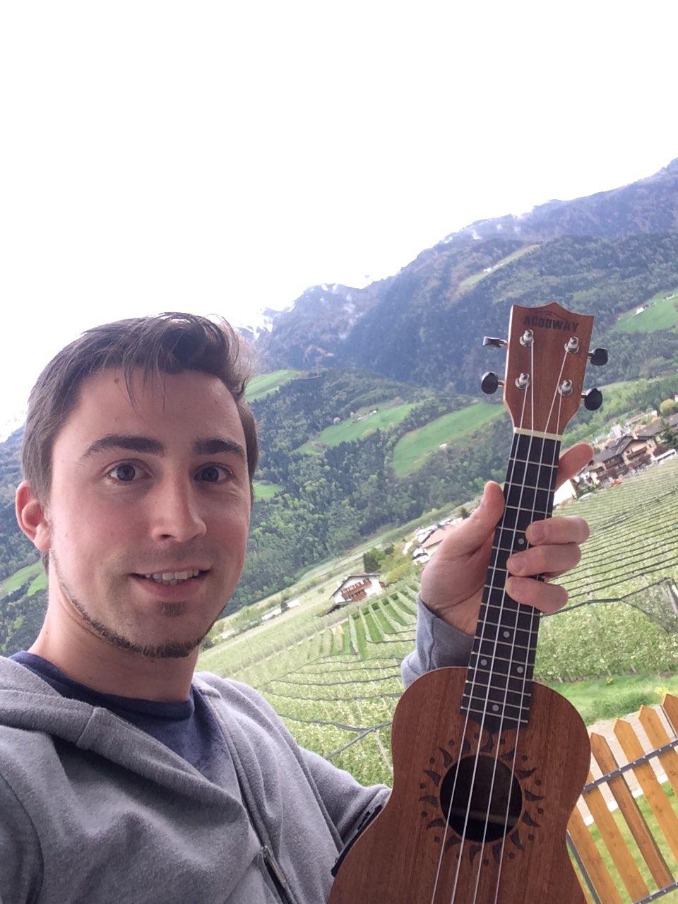 Atualidade ukulele soprano concerto ukulele 21 23