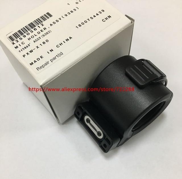 Nuovo Originale Parti di Riparazione Microfono Mic Supporto Della Staffa Assieme X25903612 Per Sony PXW X70 ECM CG60 XLR A2M XLR K2M