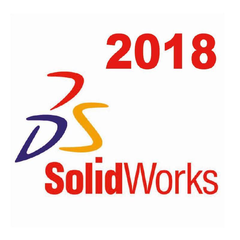 SolidWorks 2018 SolidCAM 2018 Camworks 2018 трехмерный Механический дизайн
