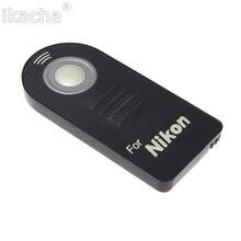 ML-L3 ML L3 IR Wireless Remote Control For Nikon D7000 D5100 D5000 D3000 D90 D80 D70S D70 D50 D60 D40 D40X 8400 8800 Camera