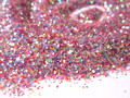 Rainbows iridiscente resistente a los disolventes Glitter Mix G377