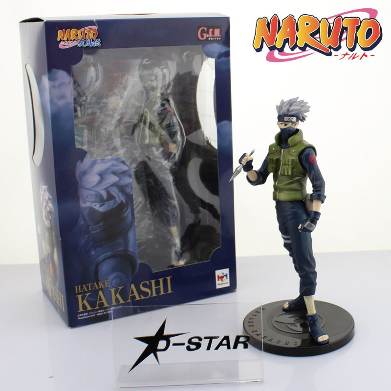 EMS Shipping 6pcs 9 Naruto Anime Copy Ninja Hatake Kakashi with Replaceable Head & Hand PVC Action Figure Collection Model Toy угловая шлифовальная машина интерскол ушм 125 900