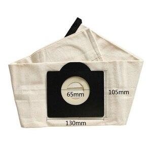Image 3 - 3Pcs Cloth Bag Set for Vacuum Cleaner Karcher Wd3 Wd3300 Wd3.500P Mv3 Dust Bag