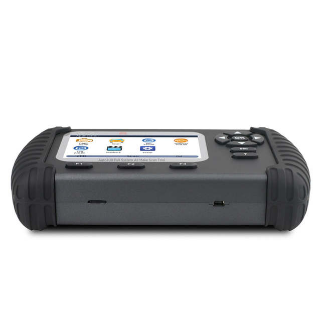 VIDENT iAuto700 Auto Full System Diagnostic Tool for Oil light EPB EPS ABS  Airbag Reset Battery Configuration Free update online